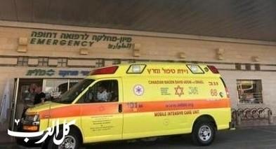 رحوفوت:إصطدام سيارة بدراجة هوائية يسفر عن إصابة فتى