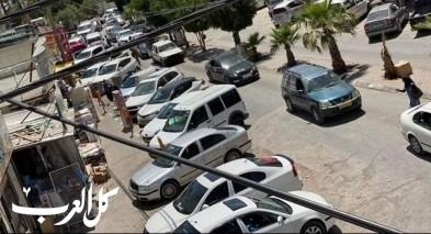 عودة تسوق عرب النقب في الخليل والظاهرية