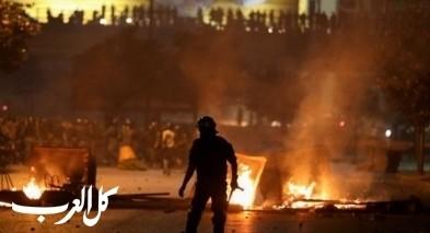 لبنان: ليلة صاخبة من الاشتباكات والعنف