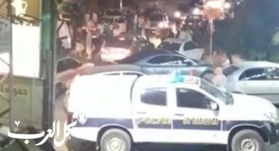 كفركنا: اصابة شاب بعد تعرضه للدهس