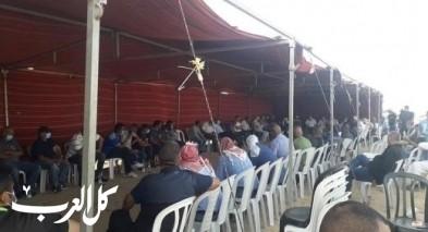 لجنة التوجيه لعرب النقب: مظاهرة حاشدة في بئر السبع