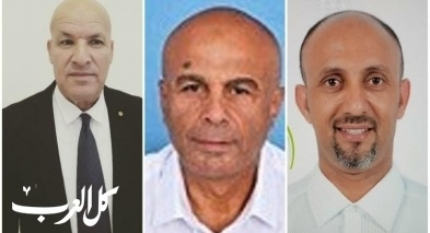 تمديد اعتقال رؤساء مجالس طوبا والكعبية وعرعرة النقب