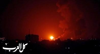 توتر على حدود غزة- الجيش يقصف مواقعا للمقاومة