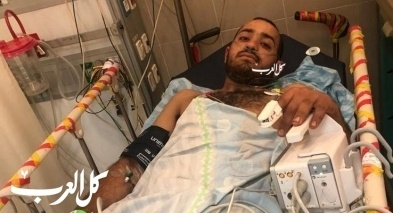 أحمد مخلوف من قلنسوة: أصبت برصاصة طائشة