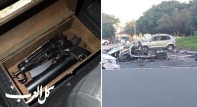 فك رموز جريمة مقتل مواطن بعد إنفجار مركبة بيافا
