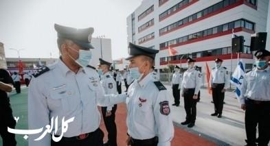 الإطفاء والإنقاذ: تخريج ضباط جدد