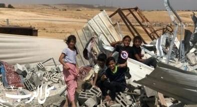 الزرنوق: هدم بيتين لعائلة أبو قويدر
