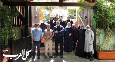 ام الفحم: مدرسة الخيام تحتفل بحصولها المراتب الاولى