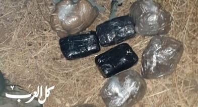 اعتقال شاب من الغجر خلال محاولته تهريب مخدرات