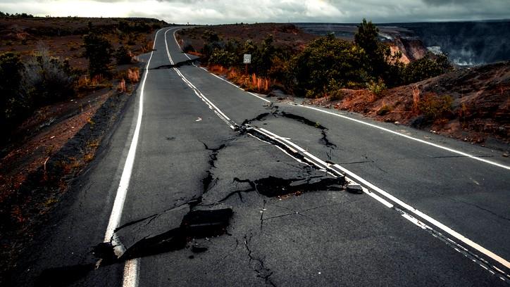 كيف يحدث الزلازل أو الهزة الأرضية؟