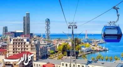 مدينة باتومي الساحرة: لؤلؤة البحر الأسود