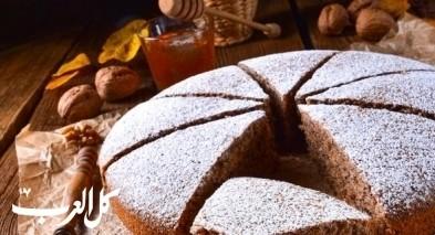 طريقة تحضير كعكة العسل الشهية