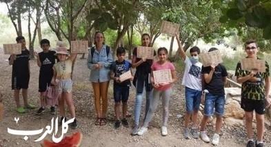 عودة دورات ونشاطات المركز الجماهيري أبو سنان
