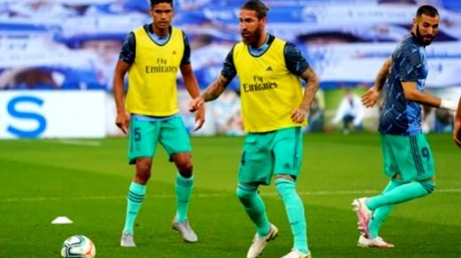 إصابات في ريال مدريد قبل مواجهة مايوركا