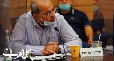 الطيبي يطالب بدعم الناصرة كمدينة سياحية
