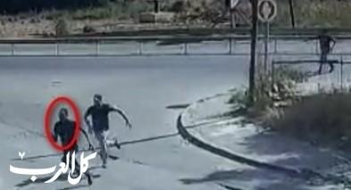 هرب من الشرطة ومعه مسدس|إتهام شاب من قلنسوة