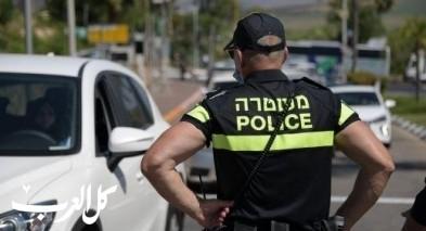 طبريا| الشرطة تكثف تواجدها بعد الإغلاق