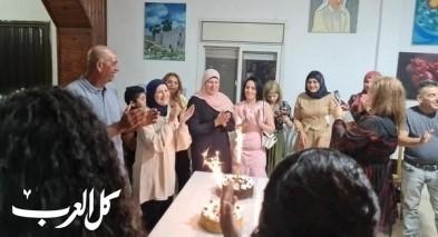 معرض في جاليري الفنان نصر العلي