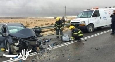 تل ابيب: اصابة شاب (20 عاما) بحادث طرق ذاتي