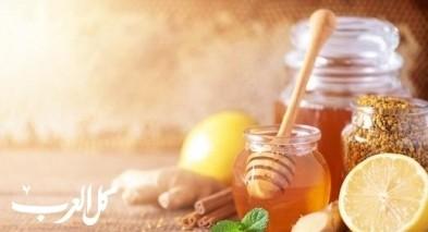 فوائد العسل على الريق للنساء