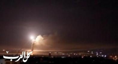 سقوط صاروخين بمناطق مفتوحة في شاعر هنيغيف