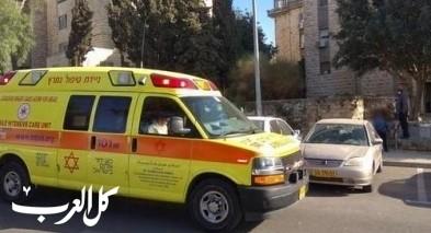 مجدال هعيمق: إصابة سيدة خلال عملها بمصنع