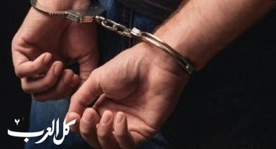 جديدة المكر| اعتقال مشتبه بالقيادة دون رخصة