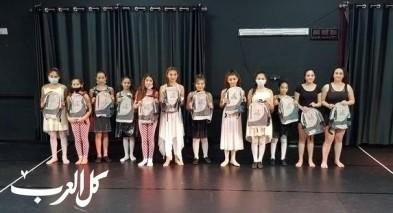 الناصرة: أمسية إبداعية لطالبات مدرسة الامل