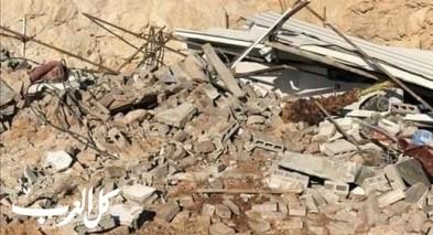 القدس: هدم منزل في العيساوية
