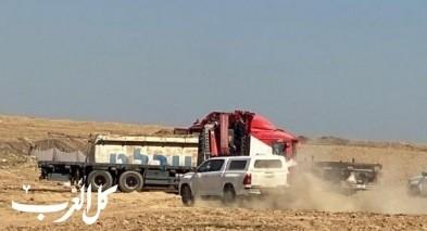 خربة الوطن: اقتلاع 150 شجرة زيتون مثمرة