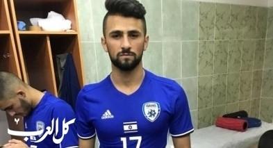 هدف للاعب عبد الله حليحل يساهم ببقاء كريات شمونة