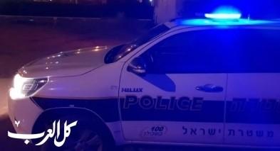 القدس: اصابة شخص باطلاق نار في مخيم شعفاط