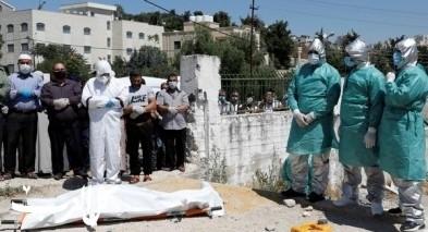 الضفة| حالة وفاة و324 اصابة جديدة بكورونا