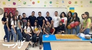 البيان البعنة - دير الاسد تكرّم طلابها