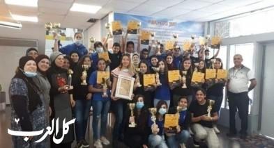 مشروع الأعالي يختتم فعالياته بتكريم طلابه