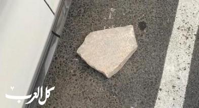 اعتقال مشتبه من شرقي القدس بإلقاء حجر على سيارة شرطي