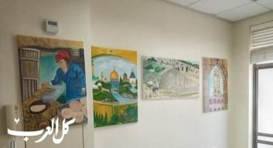 """حيفا: افتتاح معرض """"ريشتي هويتي"""""""