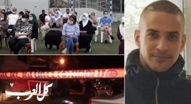 حيفا: حرق سيارة والد المشتبهين بقتل خليل خليل