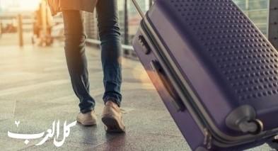 نصائح لتجنب المرض اثناء السفر