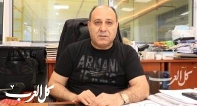 محمد أبو يونس يعلن استقالته من رئاسة إدارة سخنين