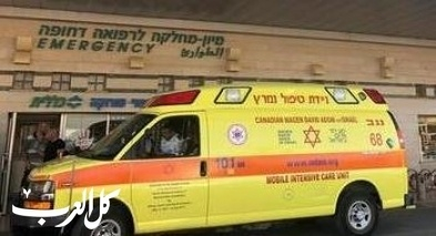 حيفا: إصابة مسن بجراح متوسطة جرّاء تعرضه للدهس