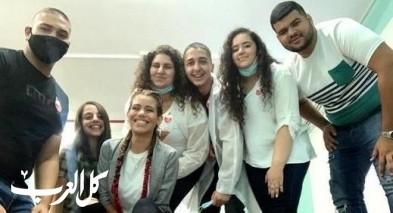 حيفا| يوم تبرع بالدم والشعر والنخاع