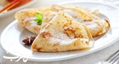 حضّري الكريب اللذيذ من مطبخ العرب