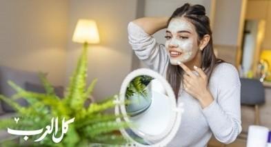 ماسك طبيعي فعّال لترطيب البشرة الجافة