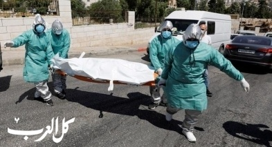 وزارة الصحة الفلسطينية تعلن عن حالتي وفاة بكورونا