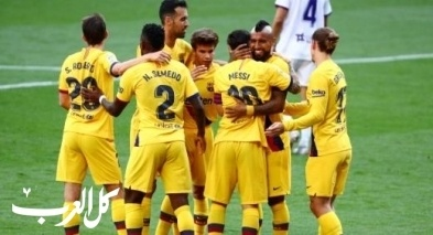 "برشلونة ""يطارد"" ريال مدريد.. بهدف نظيف"