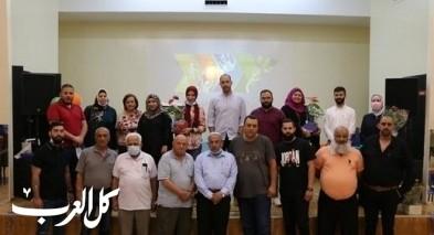 القدس| الجماهيري بيت حنبنا يكرم متطوعيه