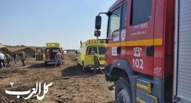 إصابة عامل بورشة طوبلان في غور الأردن