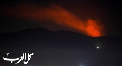 إيران: انفجار يؤدي الى حريق بمصنع مكثفات غازية
