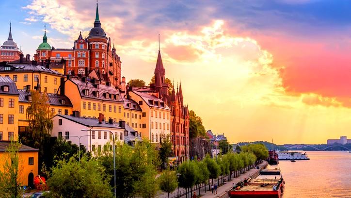 معلومات حول السفر الى السويد